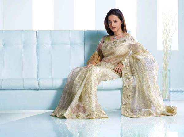 Bridal white sarees pulimoottil silks thecheapjerseys Gallery