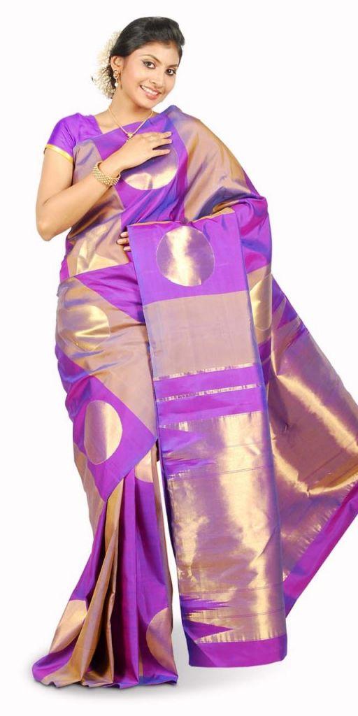 Designer Kanchipuram Sarees