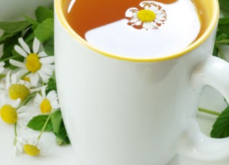 Chamomile Tea Benefits - Preventing Colic Pain in Kids