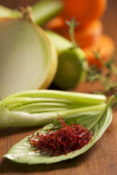 Food Photography - Saffron