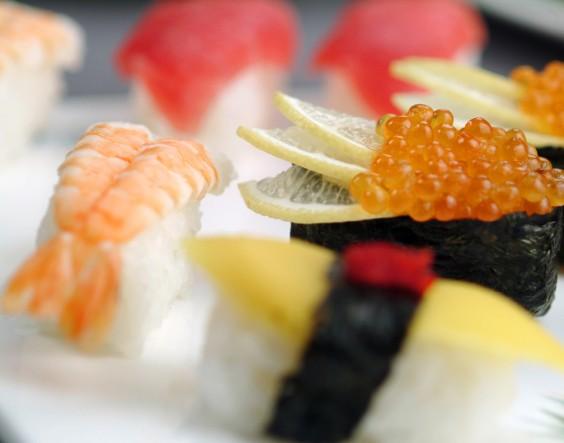 Food Photography - Japanese Sushi