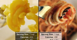 webmd_composite_photo_of_macaroni_and_cheese_and_spaghetti