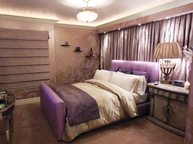 Outstanding Purple Bedroom Decorating Ideas 740 x 555 · 64 kB · jpeg