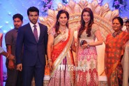 Charan &amp; Upasana Marriage Reception (4)
