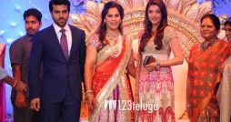 Charan & Upasana Marriage Reception (4)
