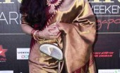 rekha in kanjivaram saree
