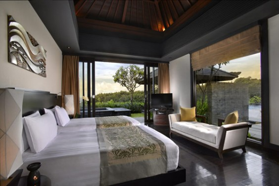 Banyan Tree Ungasan Bali Indonesia