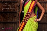 rani pinkk deisgner saree collection