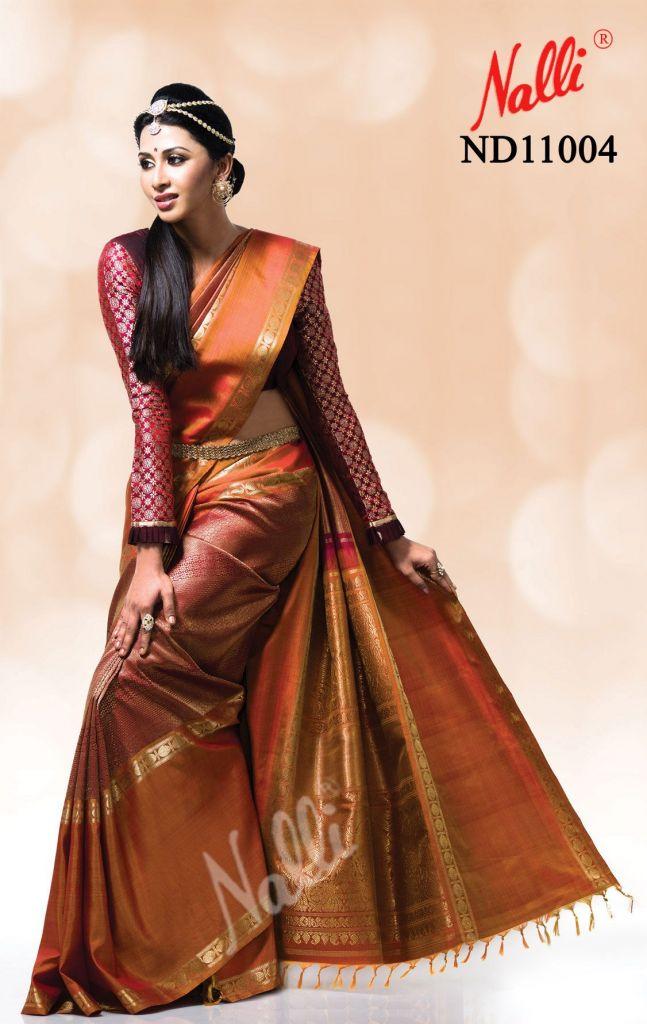 full-sleeves-designer-blouses-for-kanjeevaram-sarees