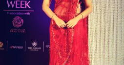 sonakshi-sinha-red-half-saree