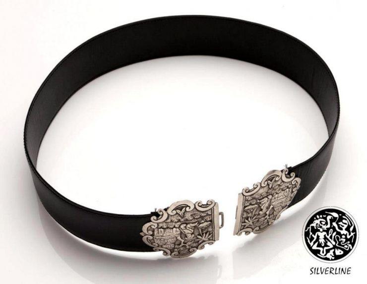 silver-belt-kamar patta-vaddanam-silverline-jewellers