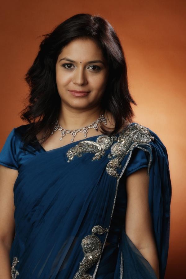 telugu-singer-sunitha-designer-sarees-collection