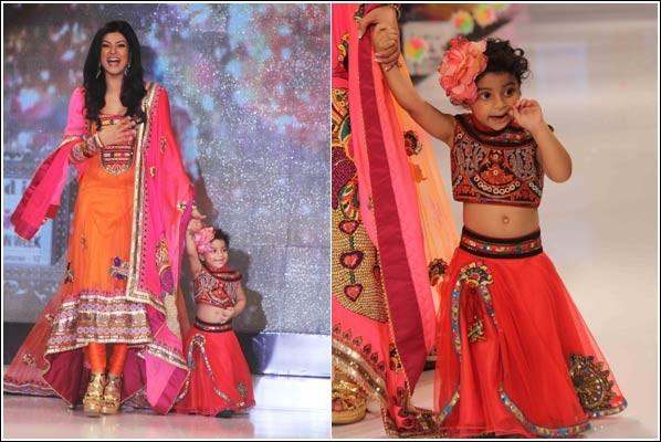 sushmita_sen_with_daughter_wearing_kutch_embroidered_salwar