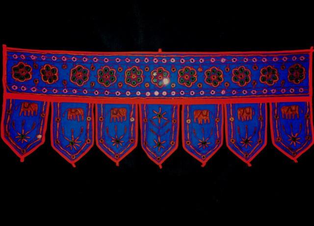 Tribal-Kutch-Rabari-Banjara-Traditional-Gypsy-embroidery-door