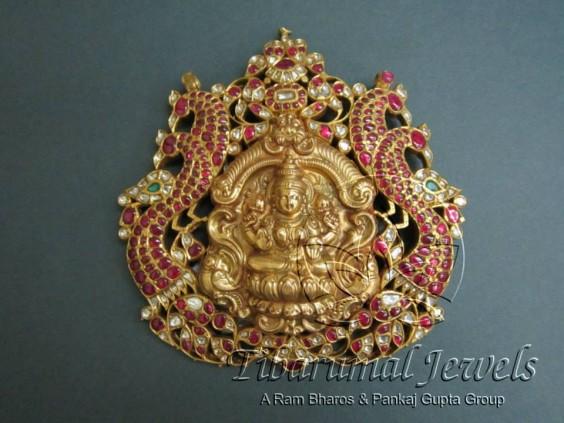 lakshmi_pendant_studded_with_rubies_tibarumals