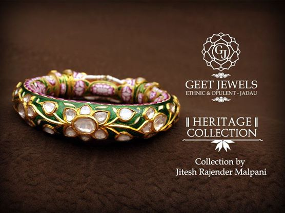 meenakari bangle