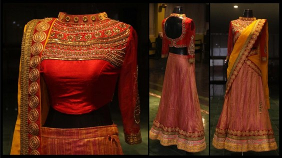 ethnic ensemble lehenga by studio 149