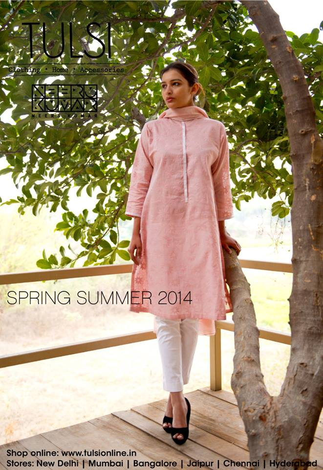 Spring Summer collection 2014 by Tulsi online