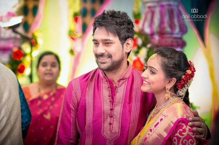 vithika sheru varun sandesh wedding pics 8