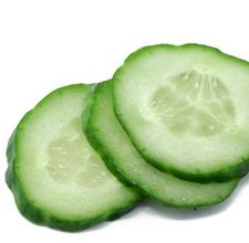 Health Benefits of Cucumber - Peventing Mild Swelling