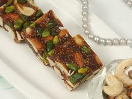 dry fruit chikki healthy nutritious snack
