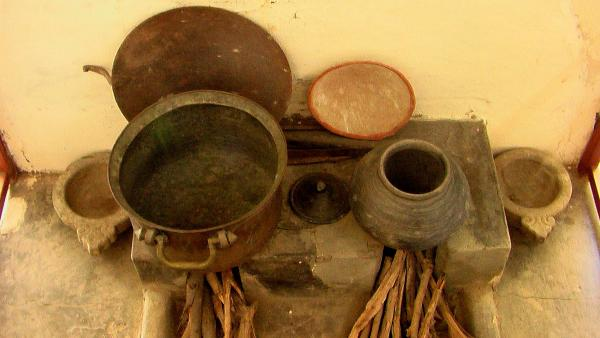 Ancient Indian Kitchen Utensils